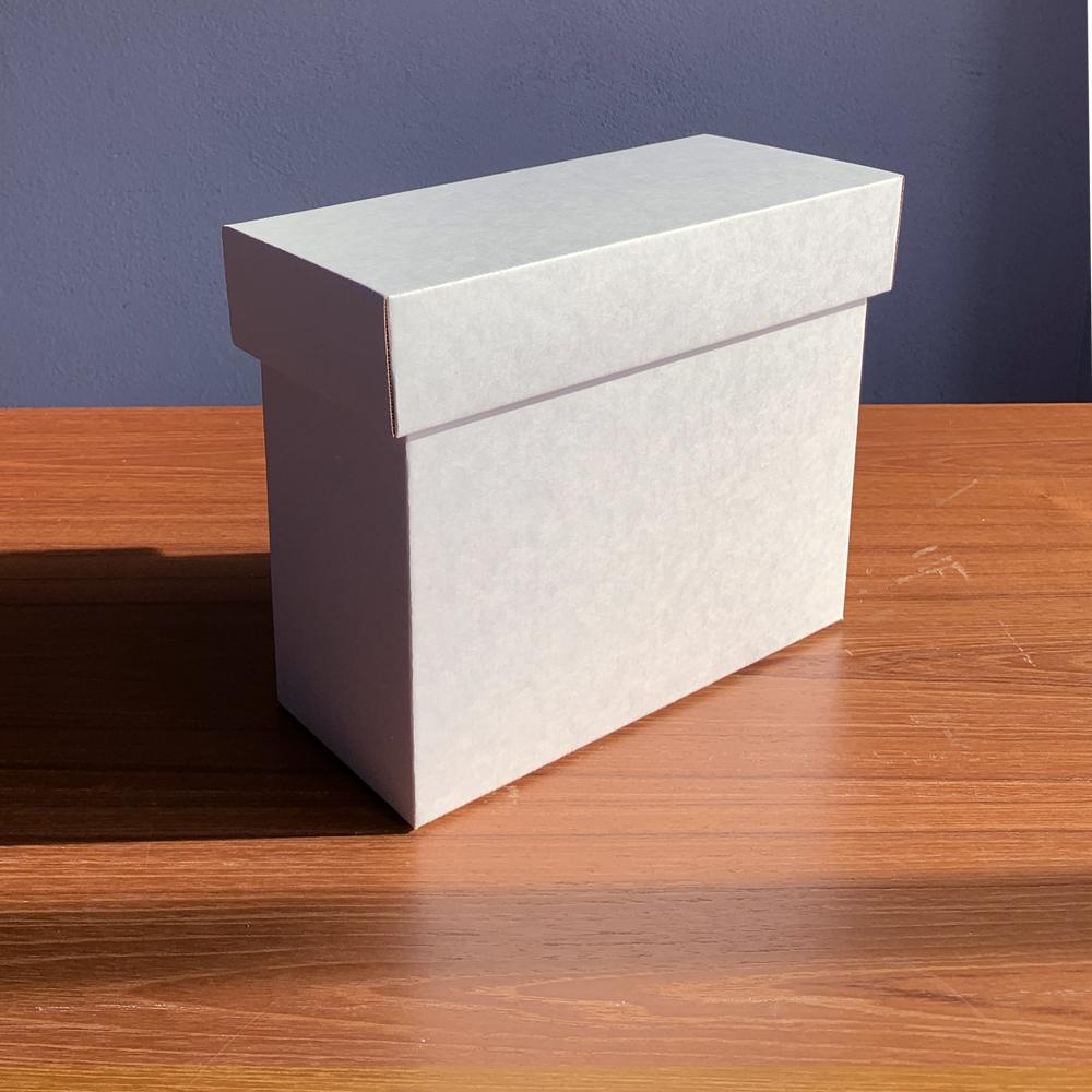 Cardboard File Box