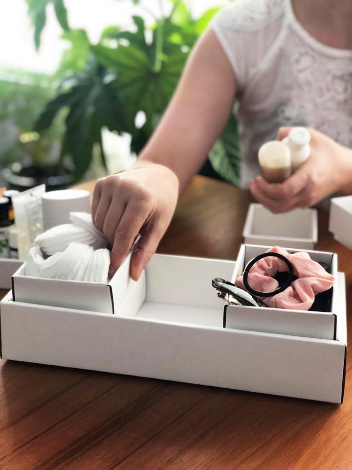 Toiletries Boxes